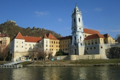 Danube River Cruise Scenery