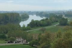 View from Loupiac hike