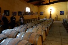 Barrels and Barrels of wine
