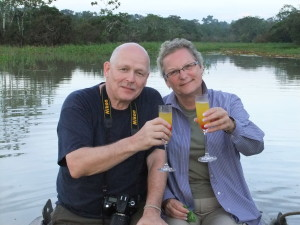 Cheers to Linda from the Amazon
