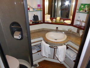 Windstar Wind Spirt bathroom