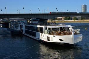Viking River Cruise Ship Atla
