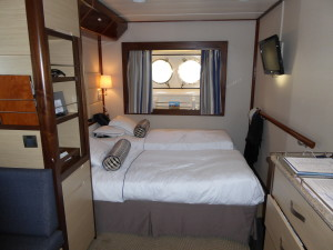 Windstar Wind Spirt cabin