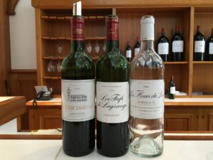 Wines of Chateau Lagrange