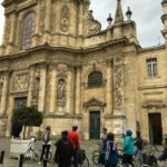 Biking around Bordeaux