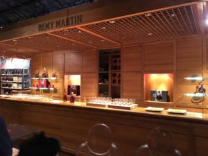 Cognac tasting at Remy Martin