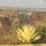View From Vic Falls Hotel
