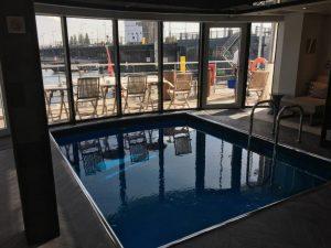 Crystal Mahler pool