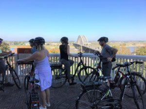 Nijmegen bike excursion