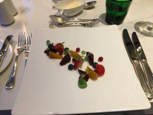 Tasty beet salad