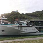 Crystal docked in Bernkastel
