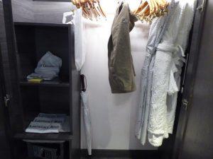 Petite Suite Closet