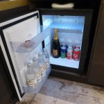 Crystal Suite mini fridge