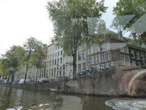 Amsterdam historical buildings