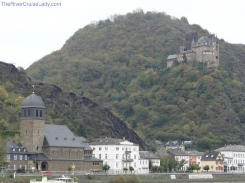 Ama Waterways Rhine River Cruise Castles