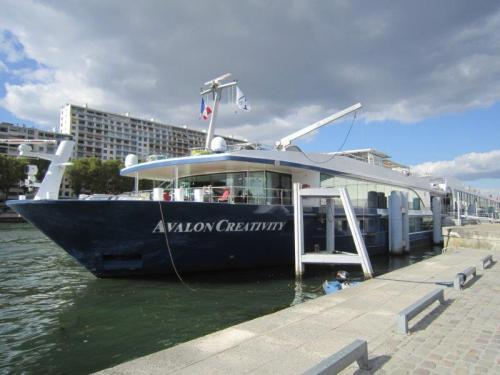 Avalon Seine River Cruise