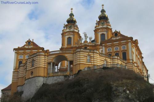 Danube River Cruise Melk Abbey