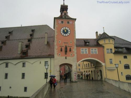 Danube River Cruise Regensburg