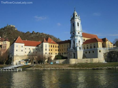 Danube River Cruise Scenery