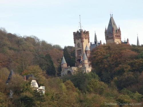 Ama Waterways Rhine River Castles