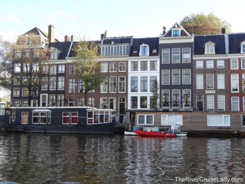 Ama Waterways Amsterdam tour