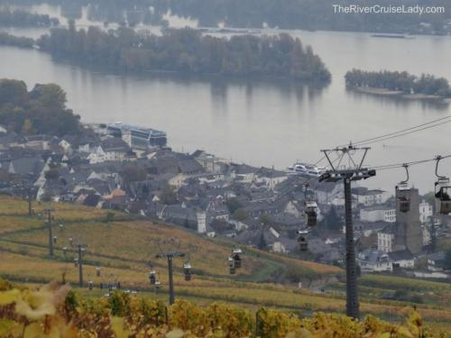 Ama Waterways Rudesheim tour