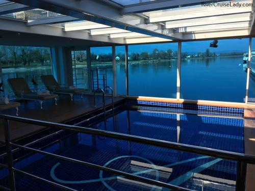 Uniworld Rhine River Cruise Pool